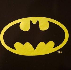 Batman classic logo crewneck sweater